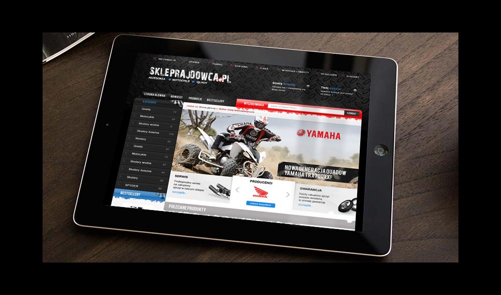 skleprajdowca.pl - Akcesoria do motocykli i quadów