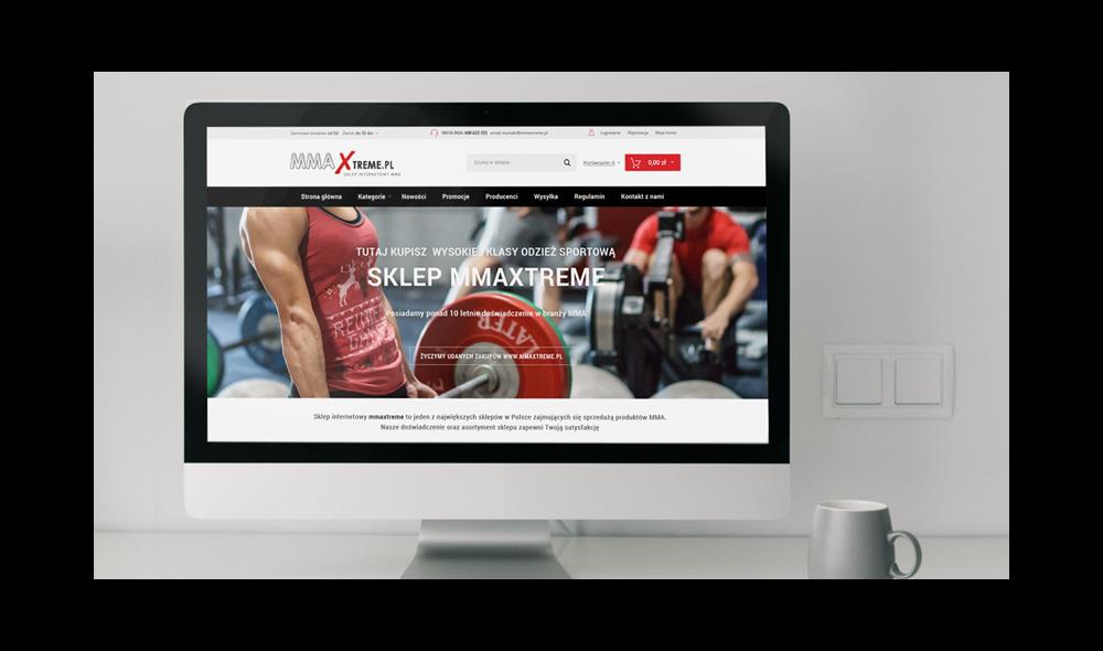 MMAxtreme - Sklep internetowy MMA