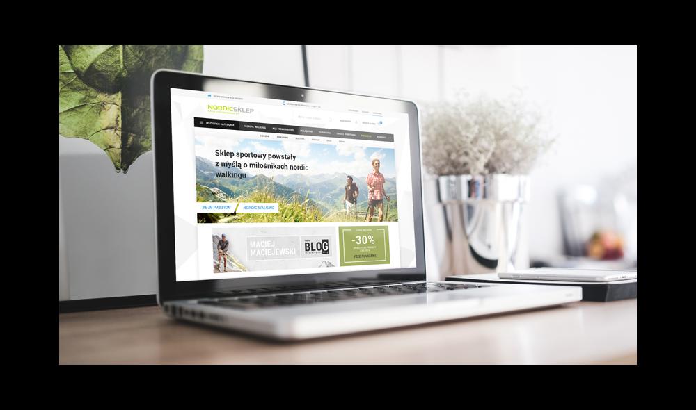 Nordicsklep - sklep sportowy nordic walking