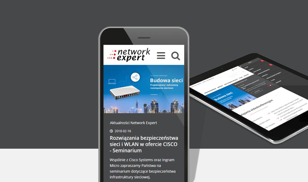Networkexpert - Rozwiązania wideokonferencyjne