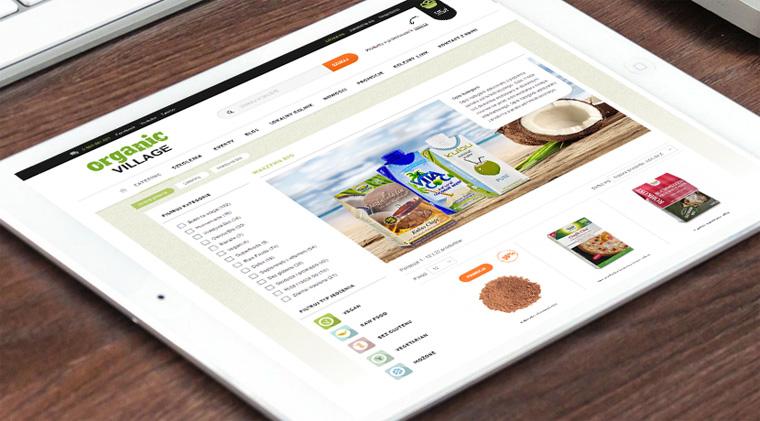 organicvillage.pl - sklep z BIO żywnością